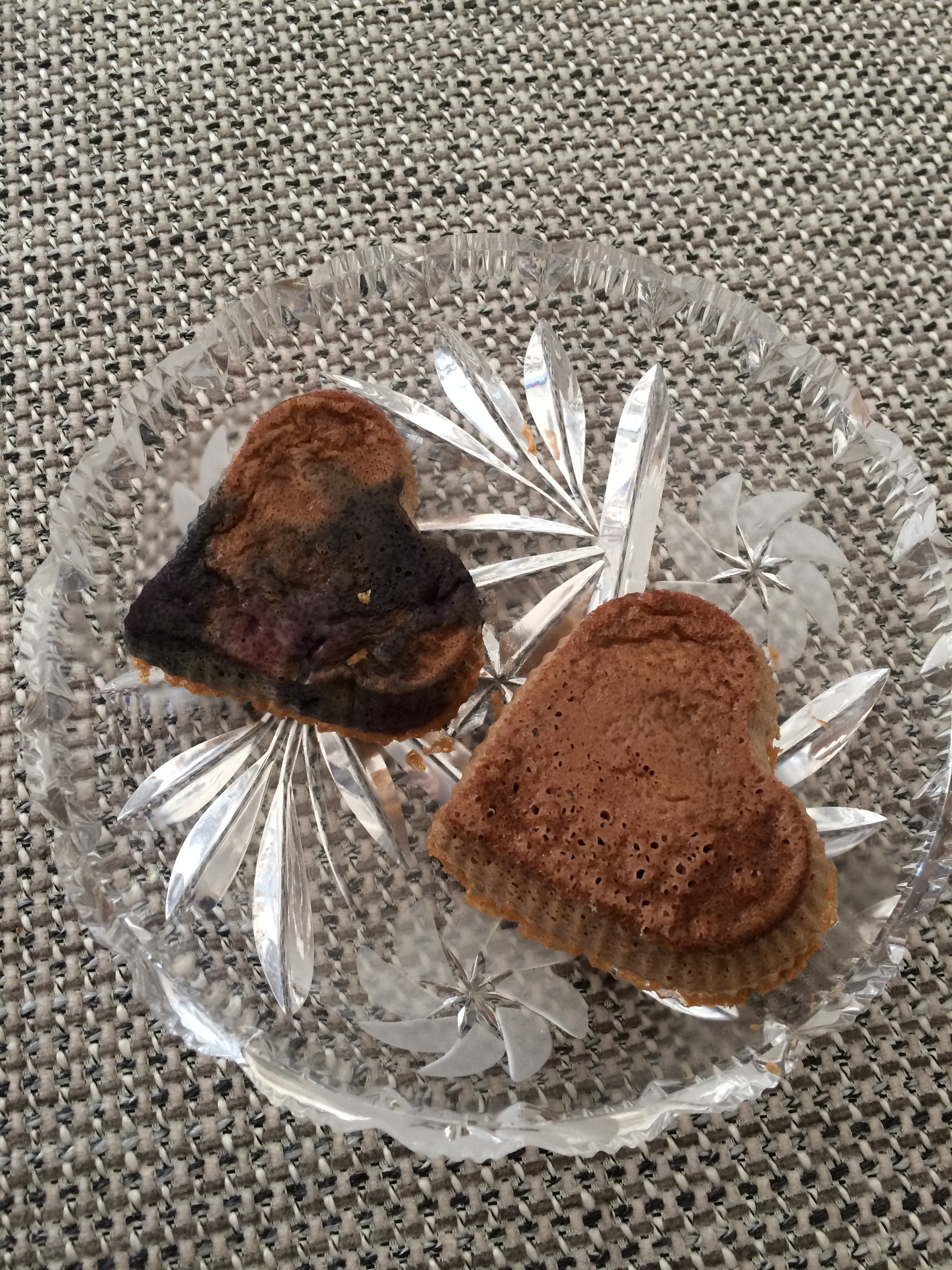 Low Carb Blaubeermuffins (für ca. 12 Stück)